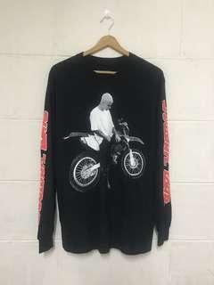 Justin Bieber Stadium Tour LS Tshirt
