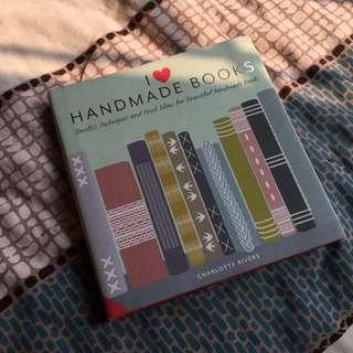 I Love Handmade Books by Charlotte Rivers - Buku Craft