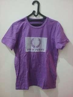 Kaos wanita purple