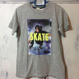 H&m skate tee