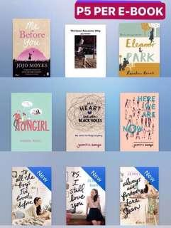 PROMO: BUY 2 TAKE 1 (E-BOOKS❣️)
