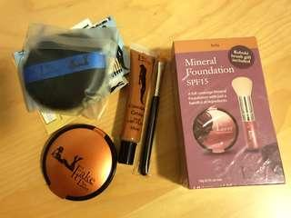 Thin lizzy fake tan, concealer and mineral foundation set