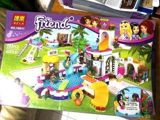 Pre❤️ Lego Friend