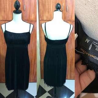 BCBG Fringe Dress