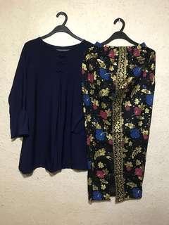 🚚 Tunic set