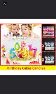 Candle candles party birthday cakes cake parties blow kids baby children happy birthday