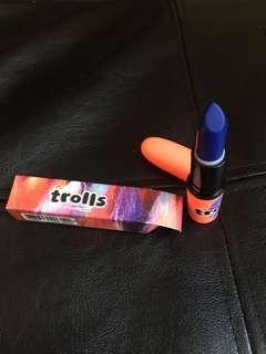 Mac lipstick Midnight troll
