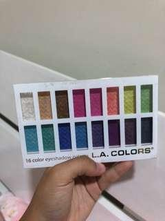 LA Colors Eyeshadow Palette