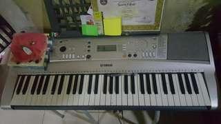 Keyboard Yamaha Mulusss