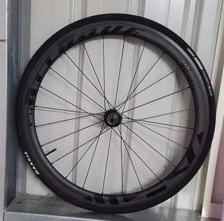 Attaque carbon wheelset 45mm