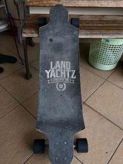 Longboard Land Yachtz 35 switch