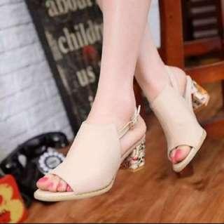 Sepatu wanita heels hak