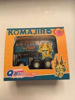 KMB九巴「妖怪手錶」KOMAJIRO 模型車仔(Ref: KQB-15026)