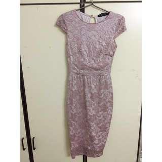 Dorothy Perkins Lace Dress XS