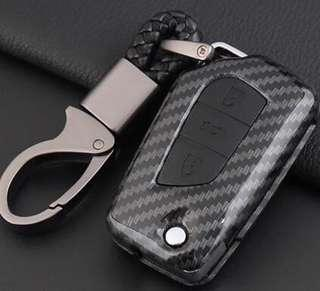 Classy Key Cover/Chain for Toyota Fortuner