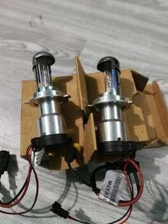 HID Bulb hi/low magnetic H4 6k