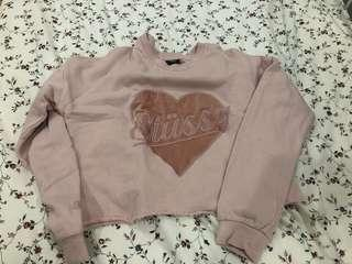 Stussy Heart Sweater