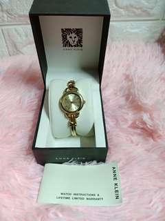 authentic anne klein watch not guess,mk,ks,coach,dkny,gucci