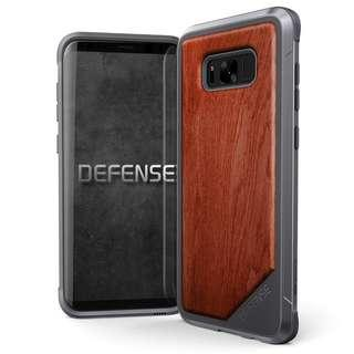Galaxy S8+ Case Defense Lux
