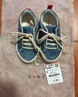 Zara babyboy shoes