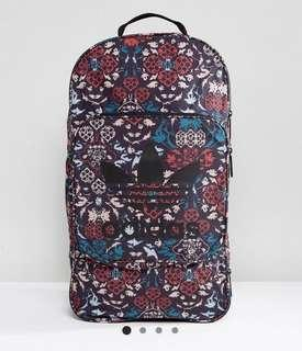 BN Adidas Originals Ornamental Bagpack in Black