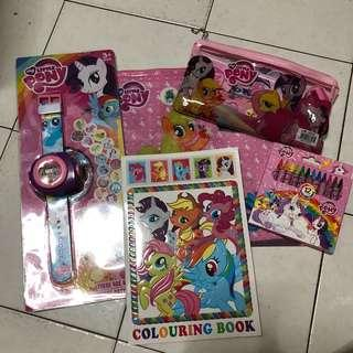 [ PREMIUM SET]  PONY SPECIAL PACKAGE