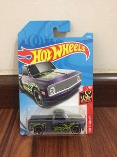 Hot Wheels - Custom '69 Chevy