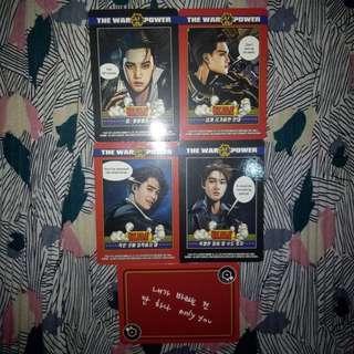Official EXO Kai Solution Card