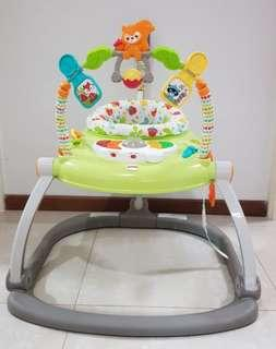 Fisher Price Fisher-price Jumperoo Space saver