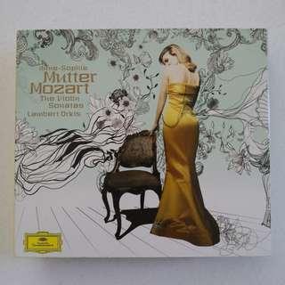 Anne-Sophie Mutter & Lambert Orkis box set CD