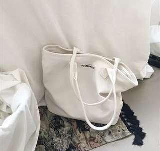 🚚 INSTOCK Canvas Tote Bag