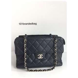 Chanel Caviar Vintage Tote Bag