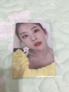 WTS Red Velvet Power Up Seulgi Limited photocard