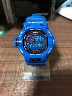 G Shock Riseman G-9200BL-2