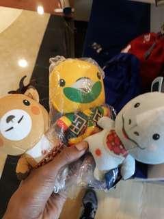 Merchandise Asian Games