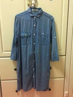 🚚 Lowrys farm 襯衫洋裝