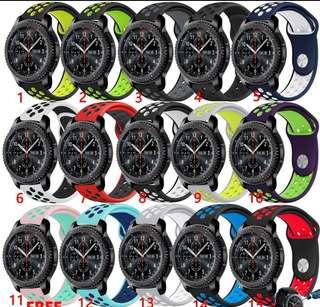 Band Strap for Samsung Gear S3 Frontier S3 Classic