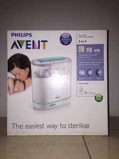 Avent Sterilizer 3 in 1