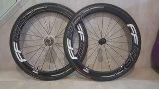Carbon Tubular Wheelset Fast Forward F6R