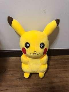 🚚 Pokemon Pikachu Soft Toy #MAF40