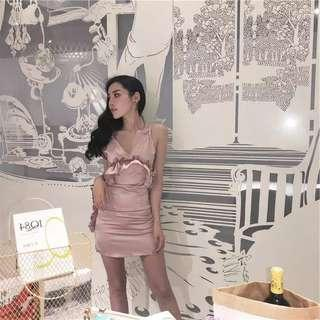Ready Stock Premium Baby Doll Dress