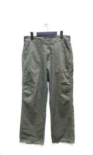 Polo jeans co ralph lauren olive pants army