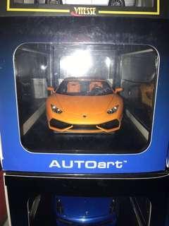 AUTOart 1:18 Lamborghini Huracan