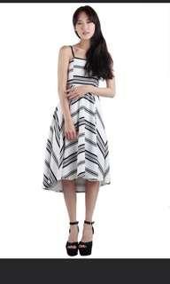 TTR Valeria Midi Dress