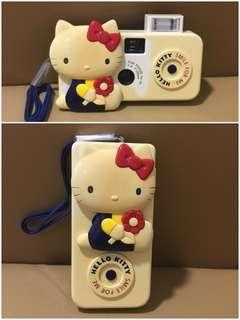 Sanrio Hello Kitty 1976 年 (FUJI PHOTO FILM CO., LTD.) 相機 (Made in Japan) (** 只限北角地鐵站交收 **)