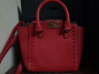 Studded Sling handbag