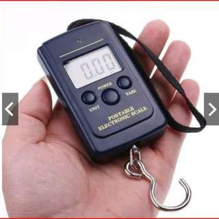 20grams to 40kg Electronic Hanging Weighing Scale