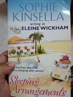 Sophie Kinsella -Sleeping Arrangements