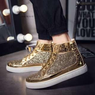 [NEW ][PO] PROMOTION FOR MONTH OF OCT !!! NEW COOL SHINEY SHOES ON SALES NOW!!! size 36-44 ! PM TO DEAL NOW !