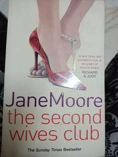 Jane Moore - The Second Hand Wives Club